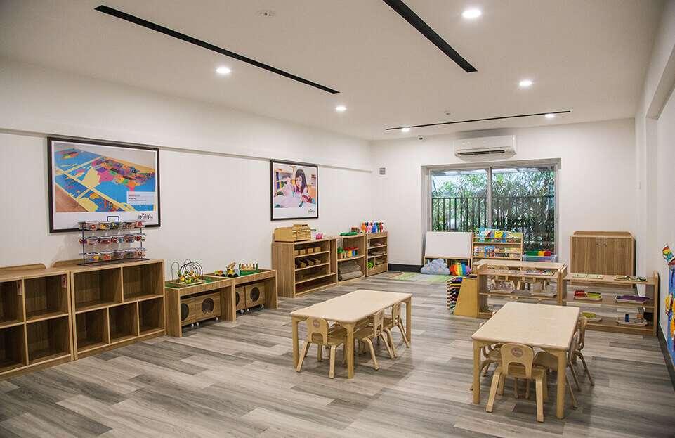 brighton classroom